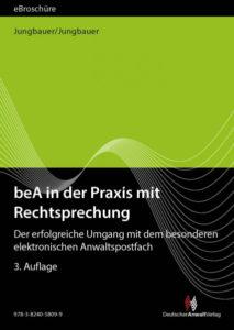 beA Broschüre 3. Auflage 2020